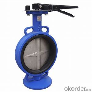 Buy Ductile Iron Butterfly Valve Dn1100 China Price Size