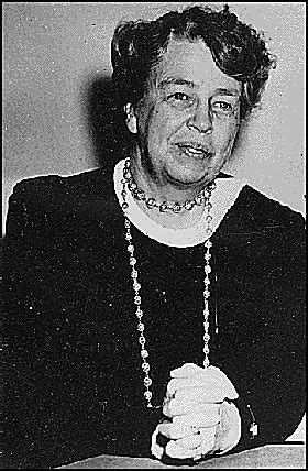 First Lady Eleanor Roosevelt Pictures