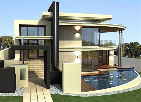 custom modern home plans home designs modern unique homes designs