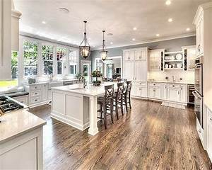 Best 25 bright kitchens ideas on pinterest kitchen for Kitchen colors with white cabinets with big lots wall art