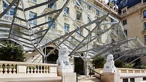 The Peninsula Paris : la terrasse kl ber the peninsula paris terrace restaurant ~ Nature-et-papiers.com Idées de Décoration