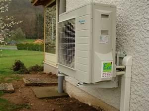 Pompe A Chaleur Reversible Air Air : les pompes chaleur r versibles comment a marche ~ Farleysfitness.com Idées de Décoration
