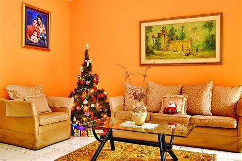 terbaru  dekorasi natal ruang tamu