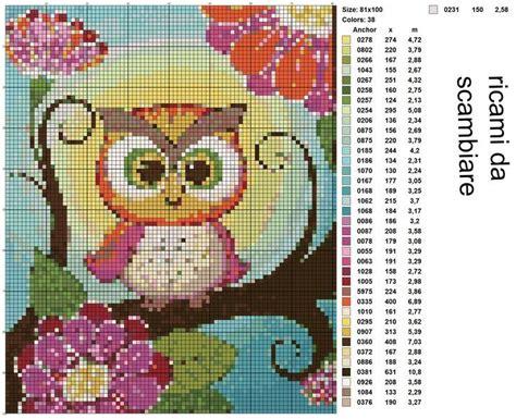 25+ Best Ideas About Cross Stitch Owl On Pinterest
