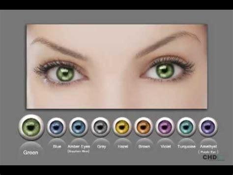 eye color rarity human eye color