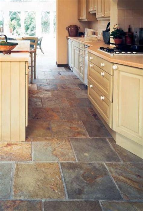 kitchen floor idea 30 practical and cool looking kitchen flooring ideas