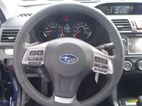subaru forester steering wheel 2014 subaru forester 2 0xt touring steering wheel photos