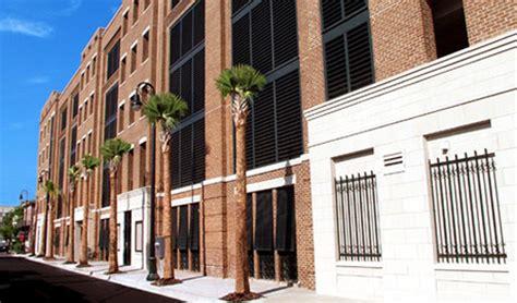 liberty street parking deck