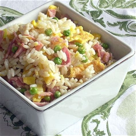 comment cuisiner le riz riz cantonais le de la famille storcka