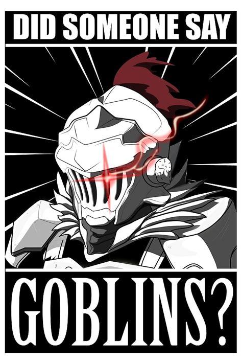 goblin slayer    goblin meme tshirt