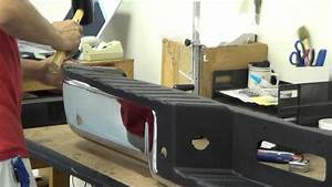 2004-2008 Ford F150 Rear Bumper Pad Installation