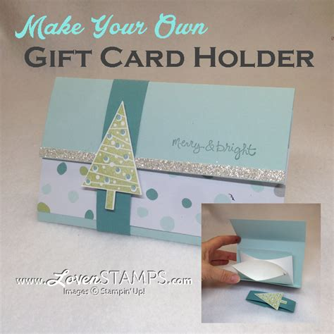 Make Your Gift Cards Cute Festival Of Trees Gift Card