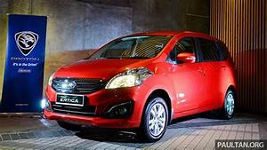 Ertiga Xtra With New Touchscreen Launched In Malaysia