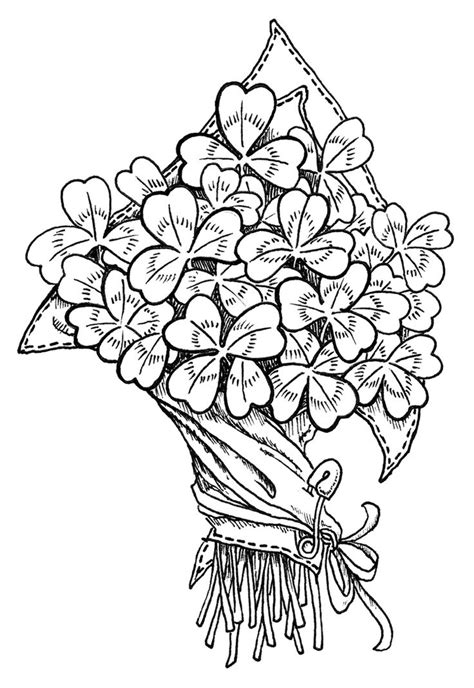 Klavertje Vier Kleurplaat Guus Geluk by 160 Best Images About Coloring Pages Kleurplaten On
