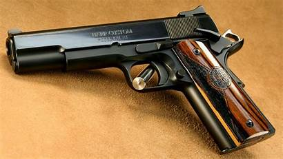 Gun 1911 Custom Pistols Pistol Harp Wallpapers