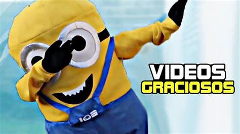 Videos Graciosos Y Divertidos 8 Robleisiutu Youtube