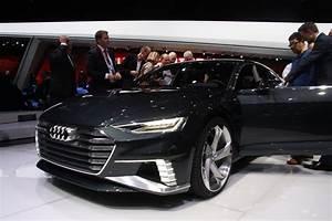 Audi A4 Hybride : audi prologue avant le break hybride rechargeable en direct du salon de gen ve ~ Dallasstarsshop.com Idées de Décoration