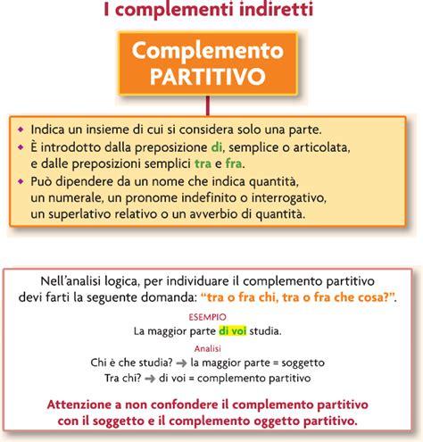 Frasi Con Complemento Oggetto Interno by Complementi Indiretti 1