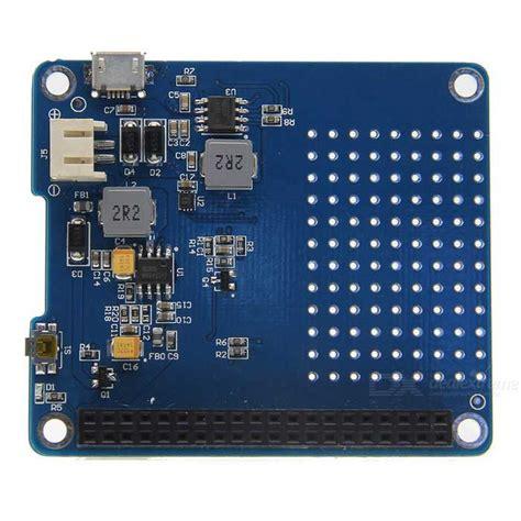 Geekworm Raspi Ups Hat Expansion Board For Raspberry
