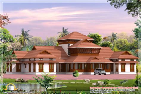 Indian Style Home Plans by Four India Style House Designs Kerala Home Design And