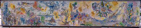 chicagos chagall mosaic   seasons north