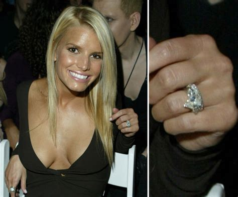 over 100 pictures of the best celebrity engagement rings