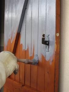 avant apres repeindre des volets bienchezmoi With comment peindre des volets bois