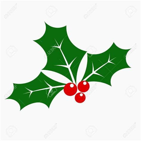 3 5 v christmas lights holly pictures with berries clipart 73
