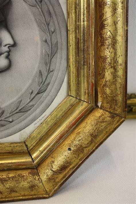 french framed lithograph  napoleon  canova  stdibs
