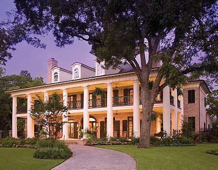 southern plantation house plans plan 42156db your own southern plantation home