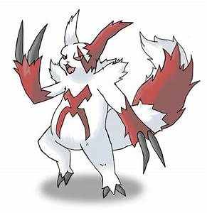 Zangoose - Mega-evolution by 18Vortex on DeviantArt