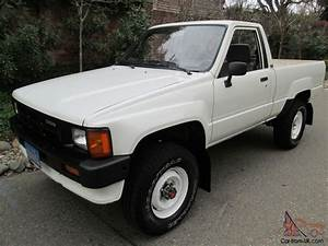 Toyota   Other 4wd A  C Short Bed Truck 84 85 87 88 89 4x4