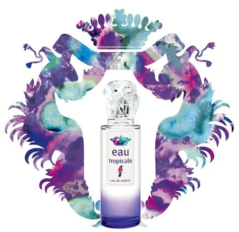 sisley eau tropicale an invitation for exotism captured in a flacon luxury activist