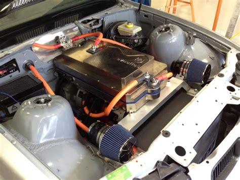 Ev Conversion by Ev West Enters Electric Bmw M3 In Pikes Peak Hillclimb