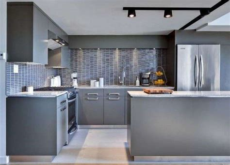 modern kitchen design trends kitchen design industry trends with grey theme color for 7688