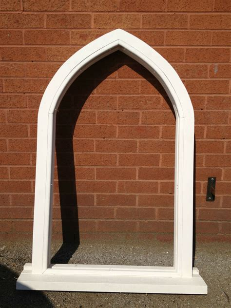 measure gothic shape timber window wooden high quality gothic arch ebay