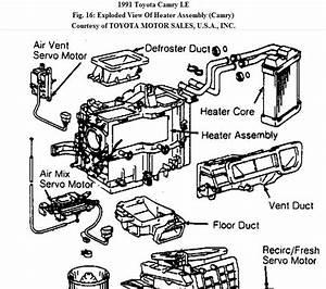 Car Repair  Ac Heater Blower Only Works On 2 Speeds
