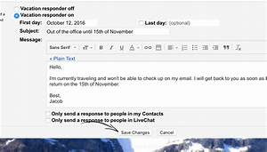 4 out of office message examples that work when you rest for Ooo mail template