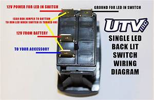 Utv Inc Back Lit Led Switches - Page 9 - Polaris Rzr Forum