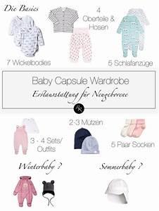 Baby Liste Erstausstattung : baby capsule wardrobe kleidung f r neugeborene recklessly ~ Eleganceandgraceweddings.com Haus und Dekorationen