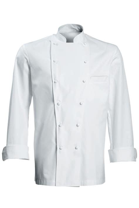 cuisine de grand chef veste de cuisine grand chef blanche ml avec poche poitrine