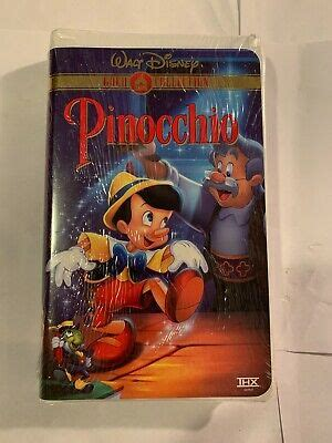 Walt Disney VHS Gold Classic 60th Anniv. Collection ...