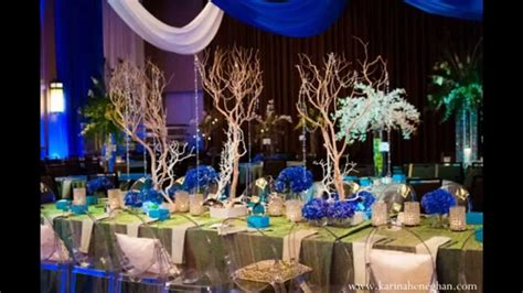 Peacock Decorations For Home: Peacock Themed Wedding Decorations Ideas