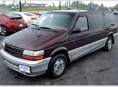 Minivan Under $2000 Dirt Cheap Dodge Grand Caravan LE