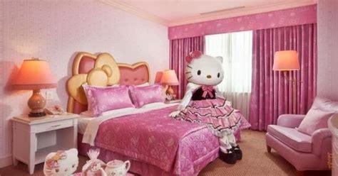 27142 hello kitty bedroom furniture هيلو كيتي بغرفة نوم ابنتك المبهرة المرسال