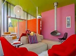 Modern Colorful Interior Design Concept