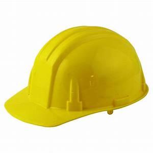 Safety Equipment - Stark Yellow Safety Helmet Hard Hat 56701