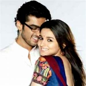 Revealed: The first look of Alia Bhatt and Arjun Kapoor in ...