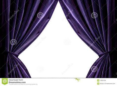 violet drapes violet curtains stock photo image of drapes entrance