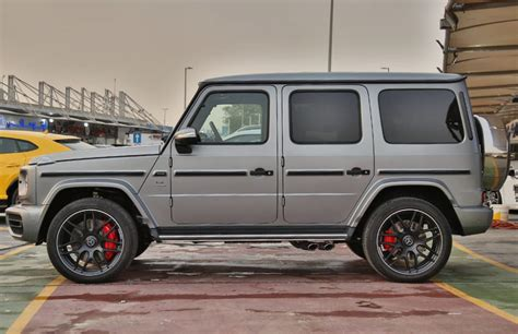 Mercedes g63 mansory, 2020, full options, zero km please visit us in our new showroom, sheikh zayed road, exit no. Mercedes G63 AMG 2020 - Eclat Cars   Luxury Car Rentals Sydney